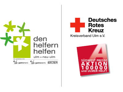 Den Helfern helfen in Ulm